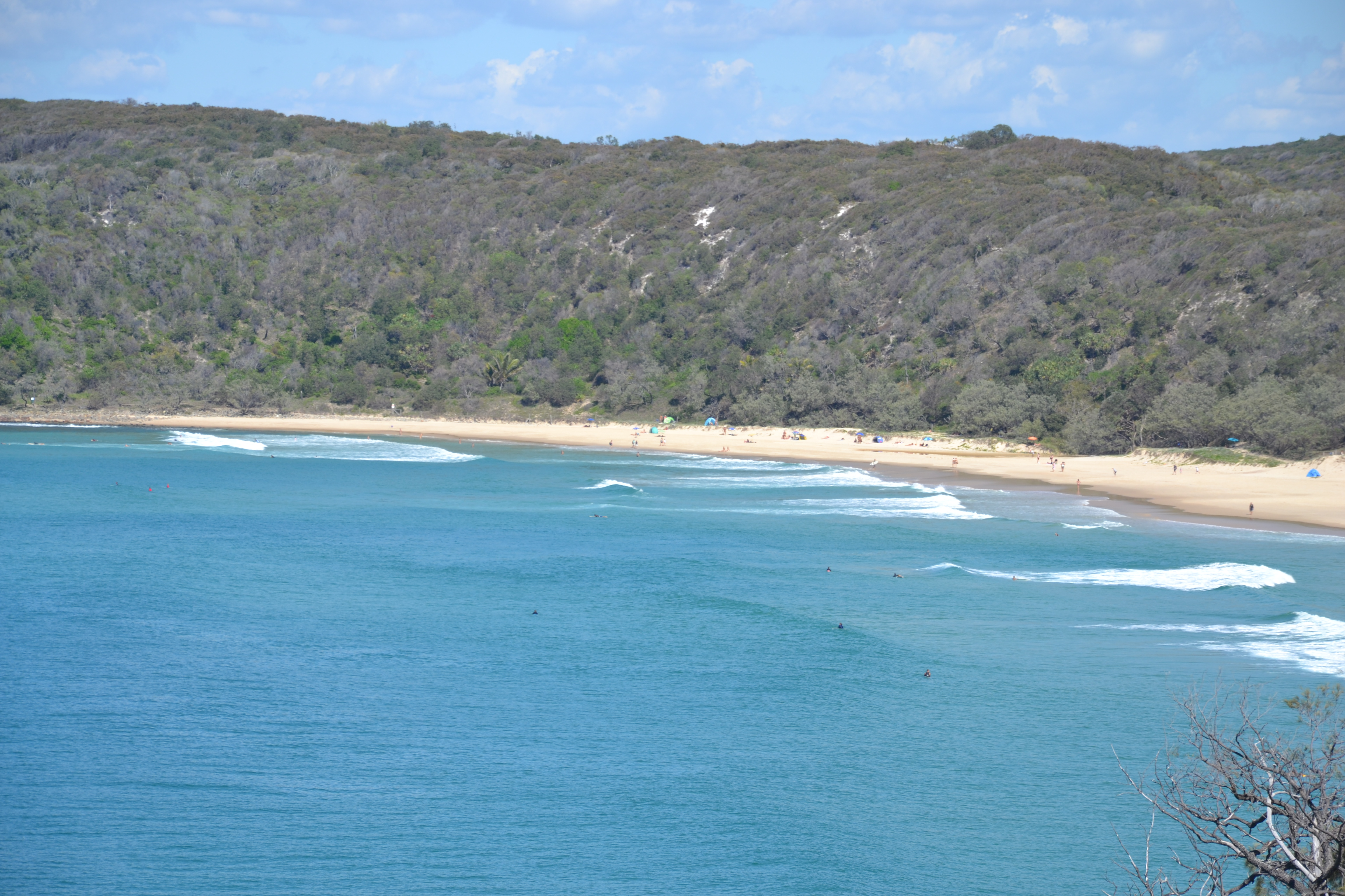 Nudist resorts wide bay queensland australia