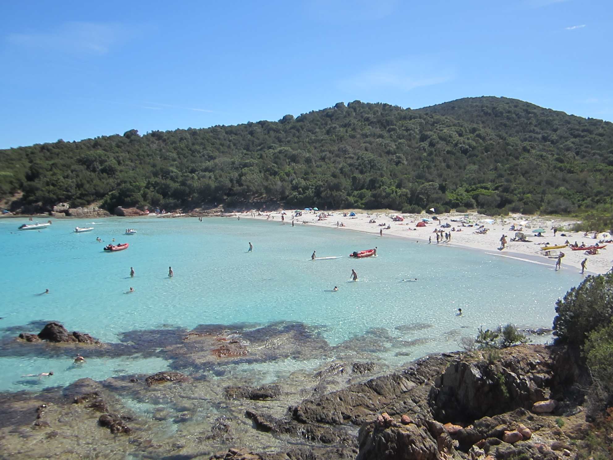 tahiti nude beach corsica | nudist living now