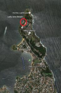 lady jane map